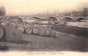 La Seine à Bercy -
