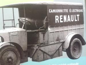 camion électrique Renault