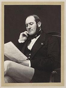 Photo de Haussmann en 1860