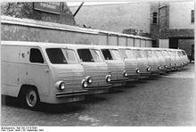 ... en Allemagne de l'Est 1953
