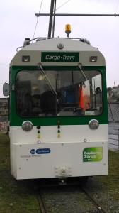 Cargo-Tram Zürich